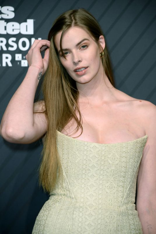 ROBYN LAWLEY at Sports Illustrated Sportsperson of the Year 2017 Awards in New York 12/05/2017