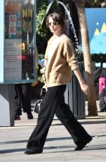 ROONEY MARA Out Shopping in Los Angeles 12/17/2017