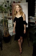 ROSAMUND PIKE at Hostiles Special Screening Afterparty in New York 12/19/2017