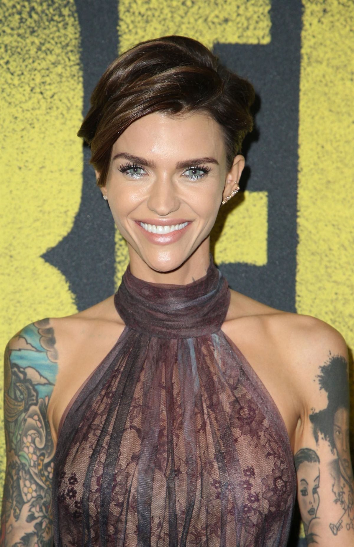 RUBY ROSE At Pitch Perfect 3 Premiere In Hollywood 12 2017
