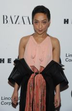 RUTH NEGGA at Lincoln Center Corporate Fund Gala in New York 11/30/2017