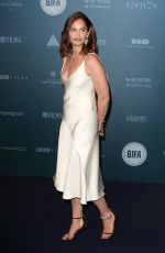 RUTH WILSON at British Independent Film Awards in London 12/10/2017