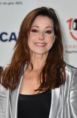 RUTHIE HENSHALL at Icap Charity Day in London 12/05/2017