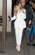SABRINA CARPENTER Out in New York 12/08/2017