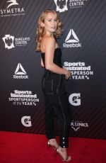 SAILOR BRINKLEY COOK at Sports Illustrated Sportsperson of the Year 2017 Awards in New York 12/05/2017