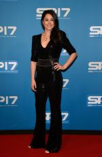 SAM QUEK at Sports Personality of the Year Awards in Liverpool 12/17/2017