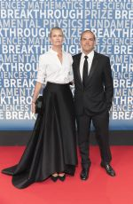 SARAH MURDOCH at 2017 Breakthrough Prize Ceremony in Mountain View 12/03/2017
