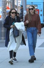 SARAH SUTHERLAND Out Shopping in Beverly Hills 12/20/2017
