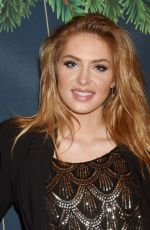 SAXON SHARBINO at Brooks Brothers Holiday Celebration with St Jude Children's Research Hospital in Beverly Hills 12/02/2017