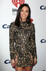 SCHEANA MARIE at Z100 Jingle Ball in New York 12/08/2017