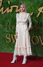 SELENA GOMEZ at Fashion Awards 2017 in London 12/04/2017