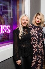 SELENA GOMEZ at Kiss FM Studio in London 12/04/2017