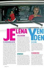SELENA GOMEZ in Hey Girl Magazine, December 2017