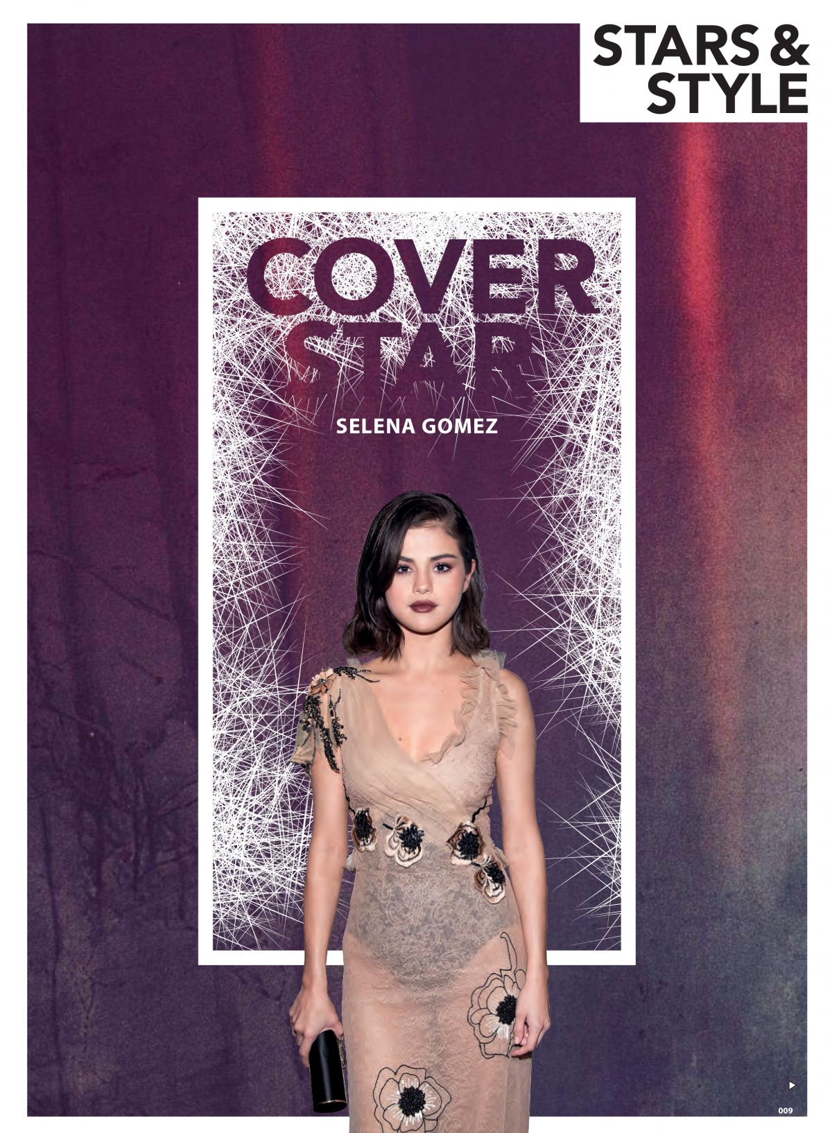 SELENA GOMEZ in Miss Magazine, Winter 2017/2018 - HawtCelebs