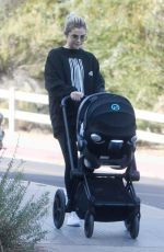 SELENA GOMEZ Out Hiking in Los Angeles 12/18/2017