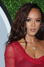 SERAYAH MCNELL at GQ Men of the Year Awards 2017 in Los Angeles 12/07/2017