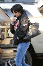 SHANNEN DOHERTY Out and About in Malibu 12/05/2017