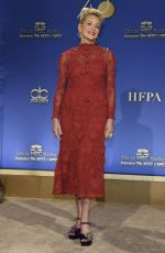 SHARON STONE at 75th Annual Golden Globe Awards Nomination Announcement in Beverly Hills 12/11/2017