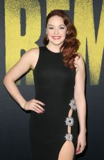 SHELLEY REGNER at Pitch Perfect 3 Premiere in Los Angeles 12/12/2017