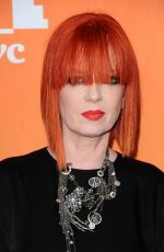 SHIRLEY MANSON at Trevor Project's 2017 Trevorlive Gala in Los Angeles 12/03/2017