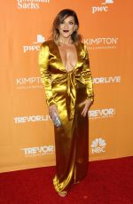 SHOSHANA BEAN at Trevor Project's 2017 Trevorlive Gala in Los Angeles 12/03/2017