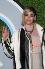 SOFIA BOUTELLA at GQ Men of the Year Awards 2017 in Los Angeles 12/07/2017