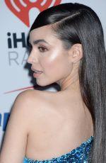 SOFIA CARSON at Kiis FM's Jingle Ball in Los Angeles 12/01/2017