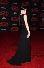 SOFIA CARSON at Star Wars: The Last Jedi Premiere in Los Angeles 12/09/2017