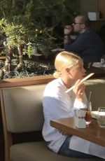 SOFIA RICHIE Out for Lunch at Nobu Sushi Restaurant in Malibu 12/19/2017
