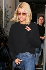 SOFIA RICHIE Shopping at Barney