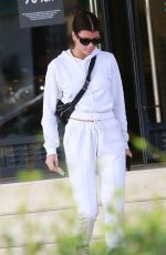 SOFIA RICHIE Shows off Her New Darker Hair at Barneys New York in Beverly Hills 12/23/2017