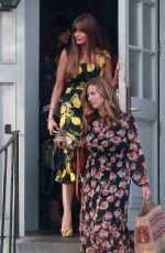 SOFIA VERGARA Leaves Gracias Madre in West Hollywood 12/02/2017