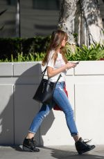 SOFIA VERGARA Out and About in Los Angeles 12/17/2017