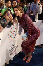 SOPHIA BUSH at Ayal Youth Film Festival 2017 in Doha 12/02/2017