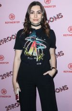 SOPHIE SIMMONS at Refinery29 29Rooms Los Angeles: Turn It Into Art Opening Party 12/06/2017