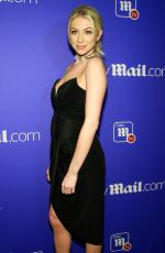 STASSI SCHROEDER at Daily Mail Holiday Party in New York 12/06/2017