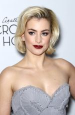 STEFANIE MARTINI at Crooked House Premiere in New York 12/13/2017