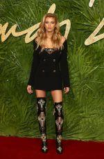 STELLA MAXWELL at Fashion Awards 2017 in London 12/04/2017