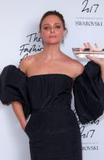 STELLA MCCARTNEY at British Fashion Awards 2017 in London 12/04/2017