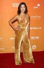 STEPHANIE BEATRIZ at Trevor Project's 2017 Trevorlive Gala in Los Angeles 12/03/2017