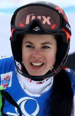 STEPHANIE BRUNNER at Alpine Skiing Fis World Cup in Lienz 12/28/2017