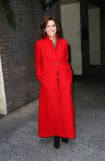 STEPHANIE RUHLE at Cosmo's 100 Most Powerful Women Luncheon in New York 12/11/2017