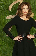 STEPHANIE SEYMOUR at British Fashion Awards 2017 in London 12/04/2017