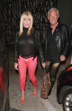 SUZANNE SOMERS Leaves Craig
