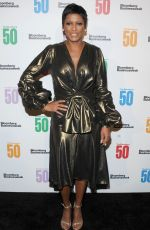TAMORN HALL at Bloomberg 50: Icons & Innovators in Global Business Awards in New York 12/04/2017