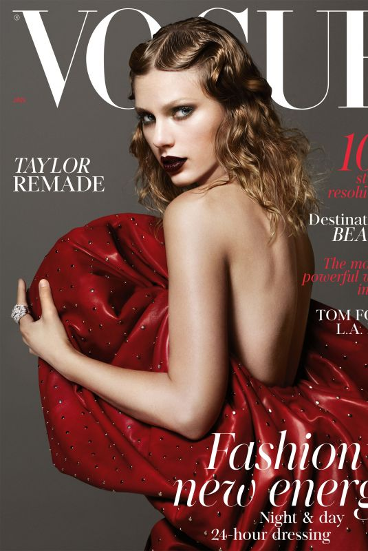 Taylor swift for vogue magazine january 2018 issue for Ashley meuble st bruno