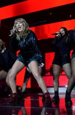 TAYLOR SWIFT Performs at Capital FM Jingle Bell Ball in London 12/10/2017