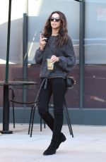 TERRI SEYMOUR Out and About in Beverly Hills 12/15/2017