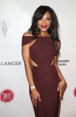 TIFFANY HINES at In the Tub, Volume 2 Book Launch for in Hollywood 12/02/2017