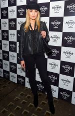 TILLY KEEPER at Christmas Party for Fight for Life Charity in London 12/04/2017